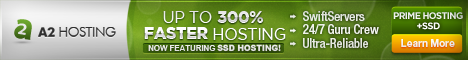 Visit A2 Hosting for Reliable SSD Hosting